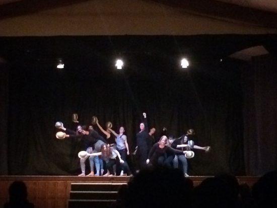 パパヌイ高校ダンス2